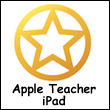 Apple Teacher iPad Logo